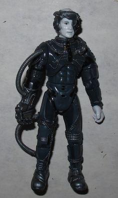 "Vintage 5"" Star Trek Hugh The Borg Figure"