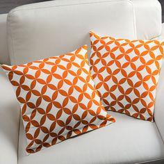 Aguamarina 3 - Cotton - Polyester - orange