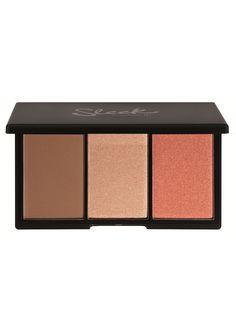 Face Form Fair | gezicht Blusher Bronzers Sleek Sleek Palette | MissLipgloss