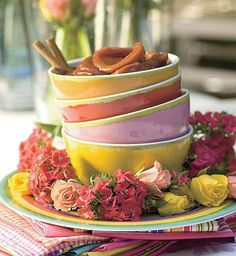 Bowls para almoço ou brunch