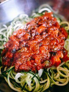Slutty Low-Carb Pasta – The Londoner