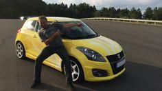 Video: Der Suzuki Hayabusa Swift