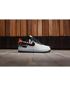 low priced cc488 8ffa6 Nike Air Force 1  07 LV8 Blanc   Noir