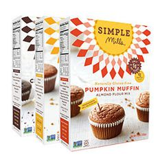 All the Muffins! Variety Pack @thehealthyapple @simplemills