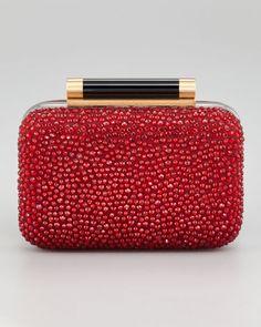 Diane von Furstenberg - Tonda Small Crystal Clutch Bag
