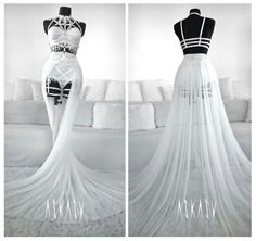 Askavu Fashion Mode, Fashion Outfits, Emo Fashion, Rock Fashion, Lolita Fashion, Fashion Boots, Fashion Art, Pretty Dresses, Beautiful Dresses