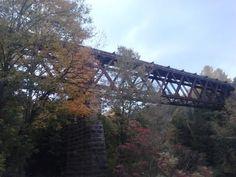 Bridgehunter.com | VTR - New Haven River Bridge
