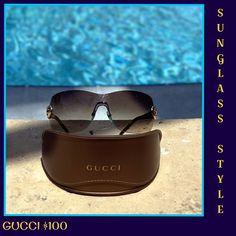 designer sunglasses for less  Gucci GG 3862/S YL5/DB Sunglasses by Gucci