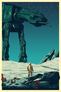 Awesome Star Wars art from a galaxy far far away (38 Photos)