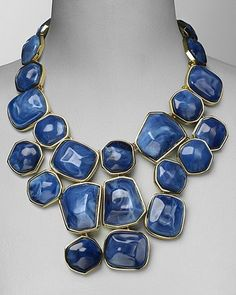 Big Look-at-Me Necklace - Kenneth Jay Lane