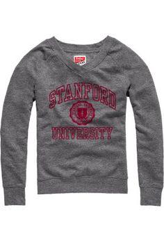 Product: Stanford University Women's Crewneck Sweatshirt