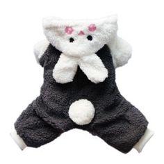 Bunny Dog Costume Dog Coat Dog Hoodie Halloween Costumes Dog Clothes