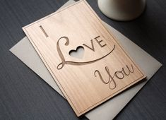 Hey, I found this really awesome Etsy listing at https://www.etsy.com/listing/195613042/i-love-you-wood-card-wedding-anniversary