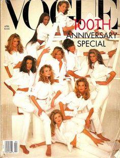 Vogue April 1992