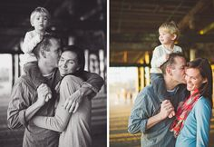 family of 3 Simple and sweet! Love this!  Christmas card 2013 with my little fam!