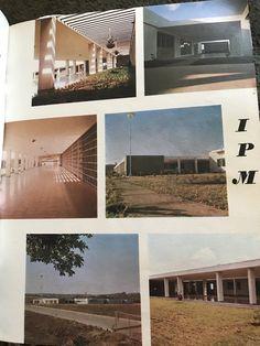 Instituto Pedagogico de Managua, Nicaragua 1968