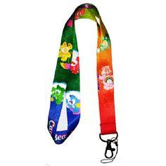 Care Bear Lanyard Keychain Badge Holder | Balli Gifts