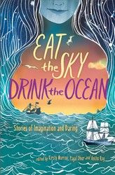 In March 2017, Eat the Sky, Drink the Ocean was published in the USA by Simon and Schuster with a new cover design.