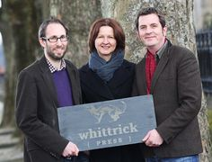 Digital Publisher Whittrick Press Launches with Award-Winning Author Bernie McGill (May 2013)