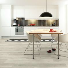 Laminate flooring   Pergo   Morning Oak Classic Plank