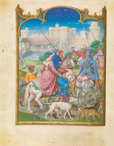 Bréviaire Grimani, entre 1510-1520
