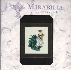 Todo Mirabilia (pág. 199) | Aprender manualidades es facilisimo.com Cross Stitch, Color Charts, Veronica, Frame, Stitches, Pictures, Notes, Patterns, Portrait