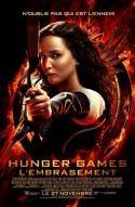 Affiche du film Hunger Games 2 - L'embrasement