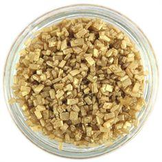 Pearly Gold Chunky Sugar #thirtyfinephenomenon inspiration