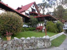 Hotel Selva Negra...dios...la comida y la atencion es excelente e impecable,.....La Colonia Tovar...un lugar perfecto para una dulce Luna de Miel..:D