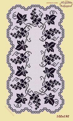 Crochet Curtain Pattern, Free Crochet Doily Patterns, Filet Crochet Charts, Crochet Bedspread, Crochet Curtains, Curtain Patterns, Crochet Doilies, Crochet Table Runner, Crochet Tablecloth