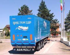 Destinazione #Sicilia per questo #pianomobile targato #Adamoli ☀🚛🛳️ E voi avete già richiesto lo #SPEEDYADAMOLI?? 💪 #walkingfloor #OIKOS #PM #PMSUMISURA #AIF #AdamoliItalianFloor #madeinItaly