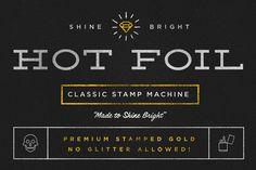 Flash Sale - Hot Foil | Gold Foil Effect And More