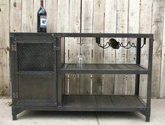 Wine Cart/Bar Cart, Liquor Cabinet                                                                                                                                                     More