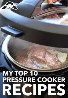 My Top Paleo Pressure Cooker/Instant Pot Recipes by Michelle Tam http://nomnompaleo.com