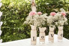 Vintage Wedding Glass Vase, Wedding, Vintage, Home Decor, Valentines Day Weddings, Decoration Home, Room Decor, Vintage Comics, Weddings