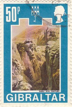 Gibraltar 1971 First Decimals SG 283 Fine Used SG 283 Scott 269 Other British Commonwealth Empire and Colonial stamps Here