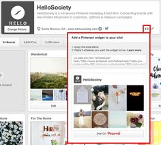 Improve Your Pinterest Profile in 10 Minutes | HelloSociety Blog