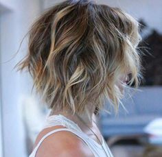 I need this hair cut!!  But Wendy says it's not right for my hair.  sigh...