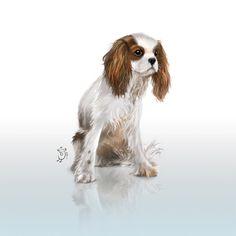 Doggy 3 by NImportant.deviantart.com on @DeviantArt