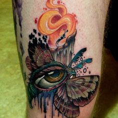 Tattoo by Kelly Doty