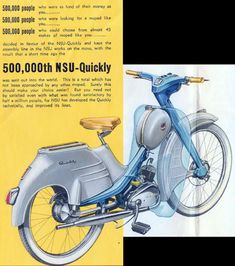Vintage Motorcycles, Cars And Motorcycles, Simson Moped, Classic Bikes, Classic Motorcycle, Honda Cub, Moped Scooter, Motorcycle Engine, 50cc