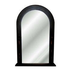 Hickory Manor House Arch Wall Mirror - 24W x 38.5H in. - HM6531BY