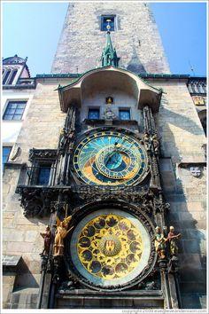 Stare Mesto, Astronomical Clock