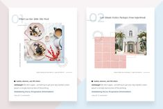 ANIMATED Modern Instagram Posts by SilverStag on @creativemarket
