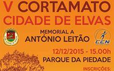 Atletismo: V Corta-Mato Cidade de Elvas