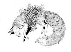 """Art by Devon """"Chaos reigns"""""""