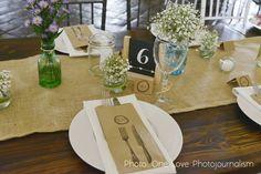 Matrimonio Campestre Mesa Rustica