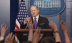 Sean Spicer Botches Yet Another White House Press Briefing | The Huffington Post