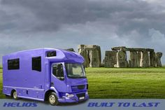 As it says our #horseboxes are built to last! #horsehour