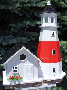 Montauk Point Lighthouse Bird House